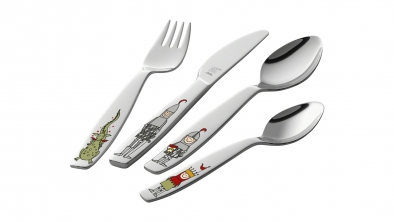 Eckbert 4 Piece Children's Cutlery Set