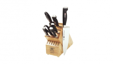 FOUR STAR II 8-pc Knife Block Set