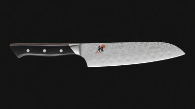 "7"" Hollow Edge Santoku Knife"