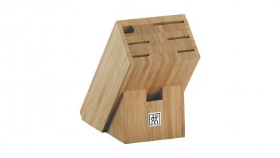 Knife block, bamboo
