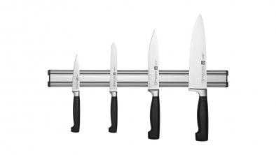 5 dels knivsæt med knivmagnet