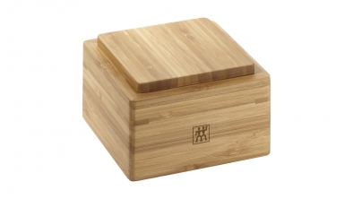 Boîte de rangement avec couvercle