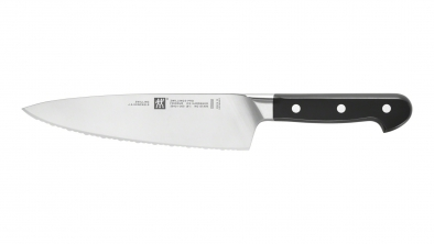 "8"" Serrated Traditional Chef's Knife"