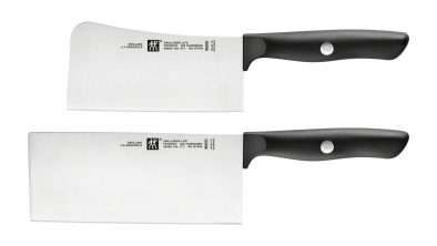 Life 2 Piece Knife Set (Cleaver and Chinese Chef's knife)