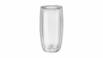 Set of 2 Double Wall Drinking Glasses