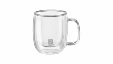 Sorrento Plus 2-pc Double-Wall, Single Espresso Mug