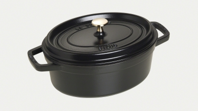 Oval cocotte