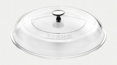 Glaslåg, 20 cm