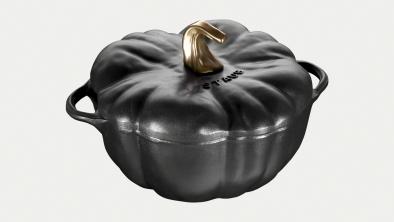 パンプキンココット 24cm ブラック
