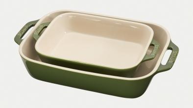 2-pc Rectangular Baking Dish Set