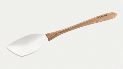 Olivewood Silicone Spoon Spatula
