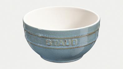 Bowl 12cm, ancient turquoise