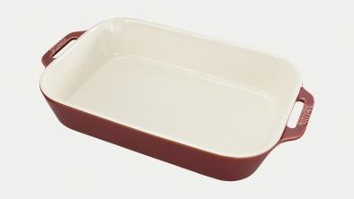 Rustic Rectangular Baking Dish