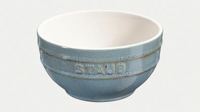 Bowl 17cm, ancient turquoise