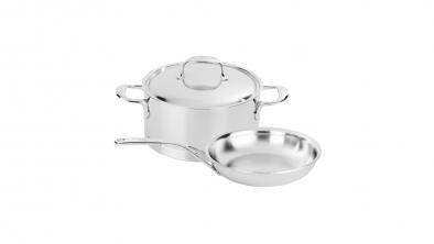 3-pc Cookware Set