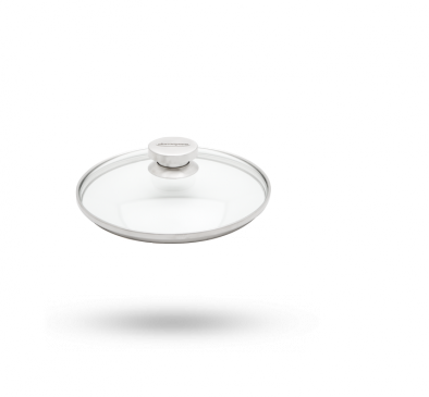 Couvercle en verre, 22 cm