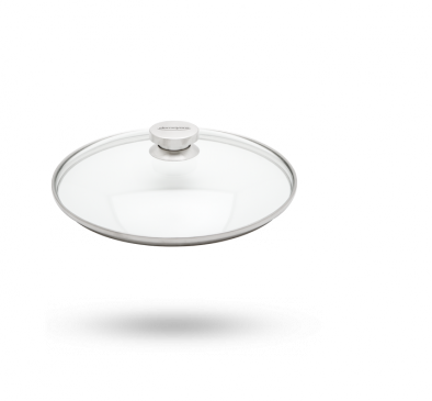 Couvercle en verre, 30 cm
