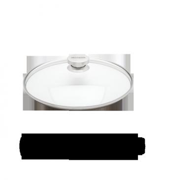 Couvercle en verre, 32 cm