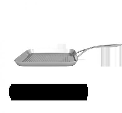 Intense grillpan