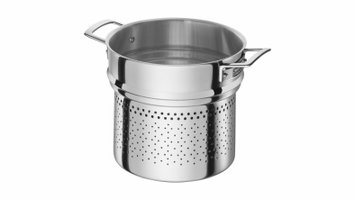 8-Qt Stock Pot Pasta Insert