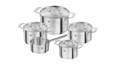 Cookware set, 5 pcs.