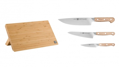 3 Piece Knife Block Bundle