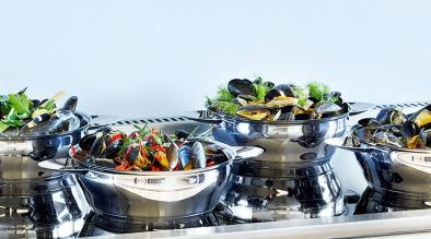 Préparer des fruits de mer