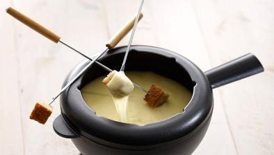Large fondue forks