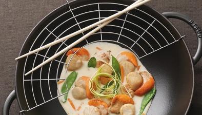 Rist til wok, 37 cm