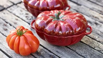 Tomaten Cocotte