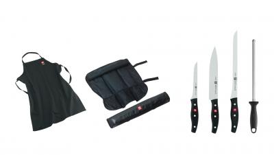 Ballarini Tevere 7 piezas Soporte para cuchillos