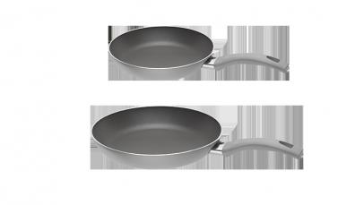 Trento Grau-Silber