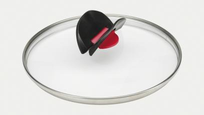 Glasdeckel, 20cm