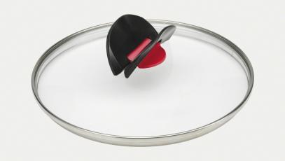 Glasdeckel, 24cm