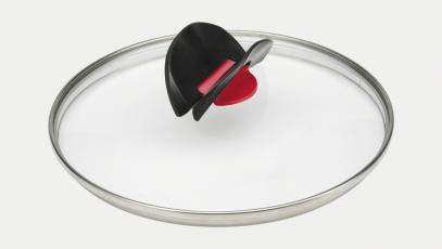 Glasdeckel, 28cm