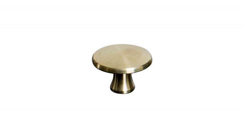 Large Brass Knob