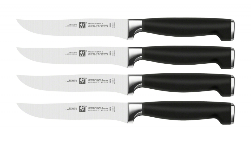 TWIN Four Star II 4-pc Steak Knife Set