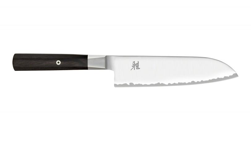 三徳包丁 180mm | 雅 4000FC | MIYABI 0