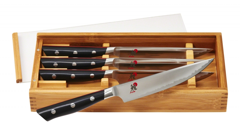 4-pc Steak Knife Set