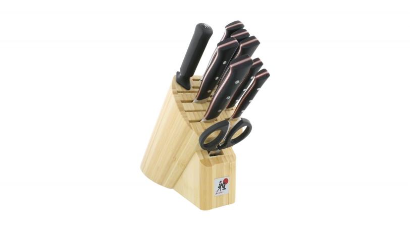 10-pc Knife Block Set