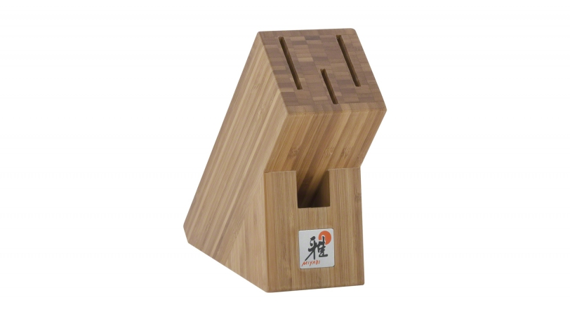 ナイフブロック (包丁3本用) | ナイフブロック | MIYABI 0