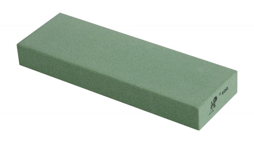 Piedra japonesa de afilar grano 400 | Piedras de afilar y chairas | Miyabi 0