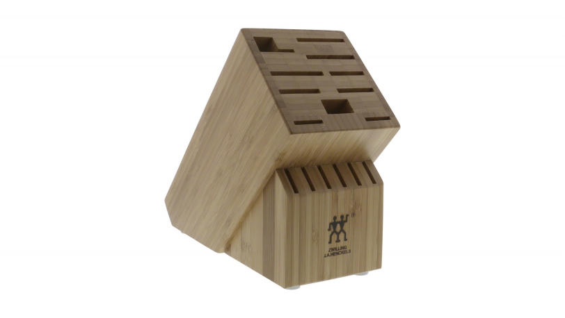 TWIN Bamboo 16-slot Knife Block