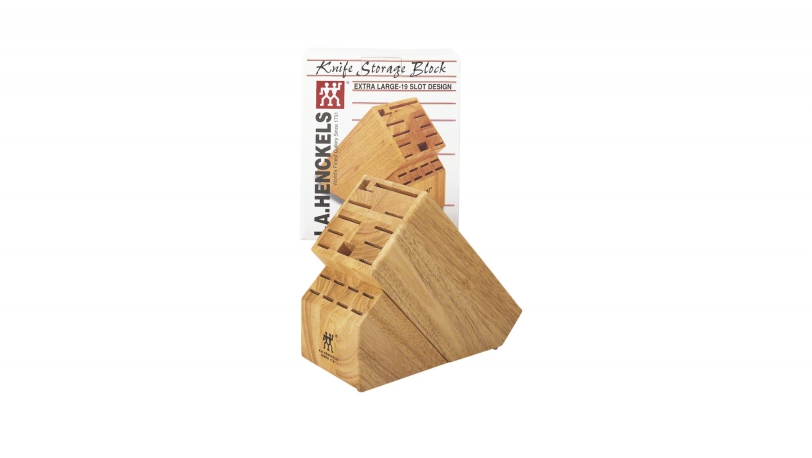 20-slot Hardwood Knife Block