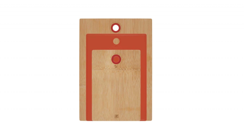 カッティングボード3Pセット オレンジ   まな板・カッティングボード   ツヴィリング 0