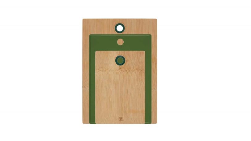 カッティングボード3Pセット グリーン   まな板・カッティングボード   ツヴィリング 0