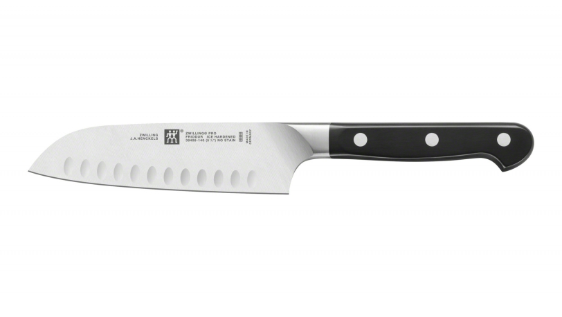 "5.5"" Hollow Edge Santoku Knife"