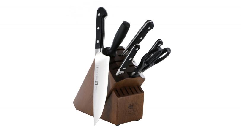 Pro 7-pc Knife Block Set
