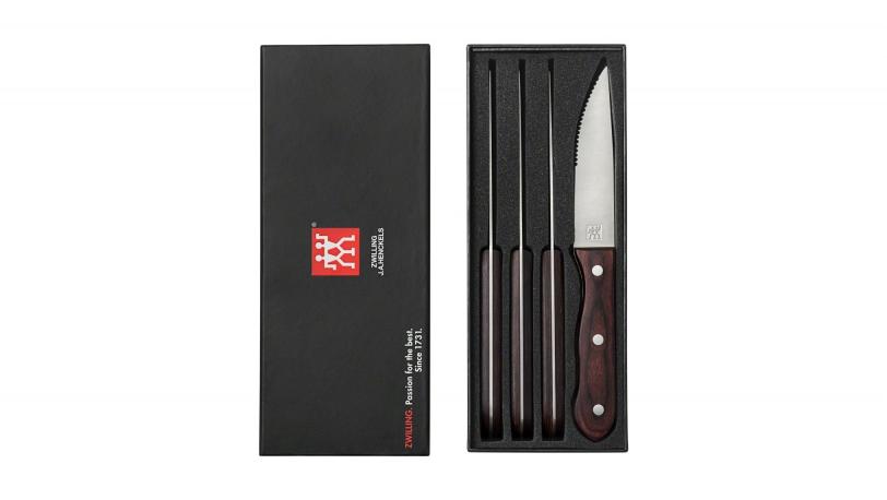 Steaksæt med 4 knive | ZWILLING® Steakknive | ZWILLING 0