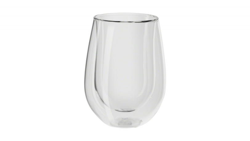 Set of 2 Double Walled White Wine Glasses | ZWILLING® Sorrento | ZWILLING 0
